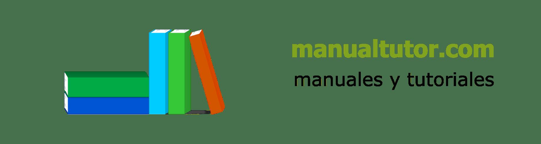 MANUALTUTOR | Manual Tutorial